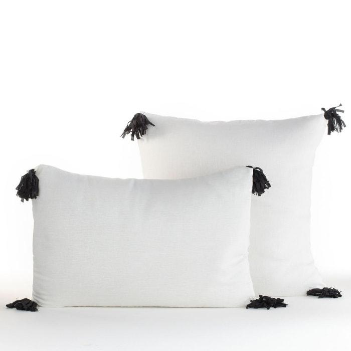 taie d oreiller isokuso by v barkowski blanc am pm la redoute. Black Bedroom Furniture Sets. Home Design Ideas