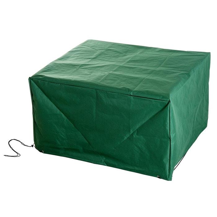 Housse de protection étanche 135lx135lx75h cm vert Homcom | La Redoute