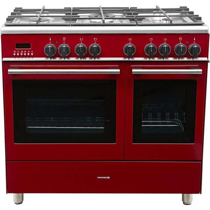 piano de cuisson mixte essentielb emcg 924r essentiel b la redoute. Black Bedroom Furniture Sets. Home Design Ideas