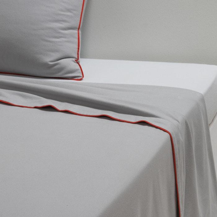 Lenzuolo piatto cotone flanella, Erwin  La Redoute Interieurs image 0