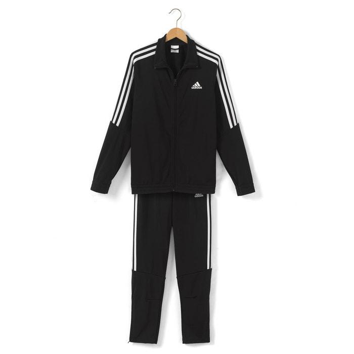 b660820429c12 Ensemble survêtement garçon 5 - 16 ans noir Adidas