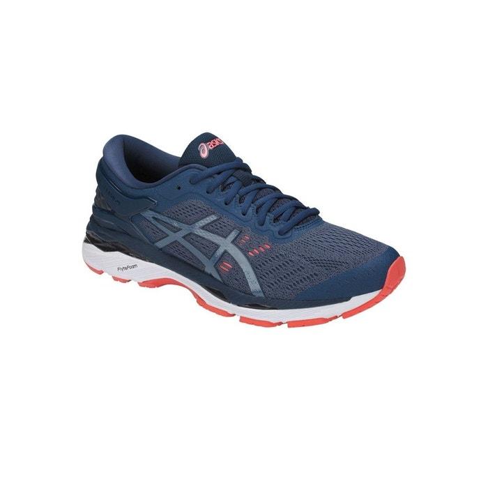 Chaussure de running gel kayano 24 - t749n-5656 bleu Asics   La Redoute cb42c2eb7947