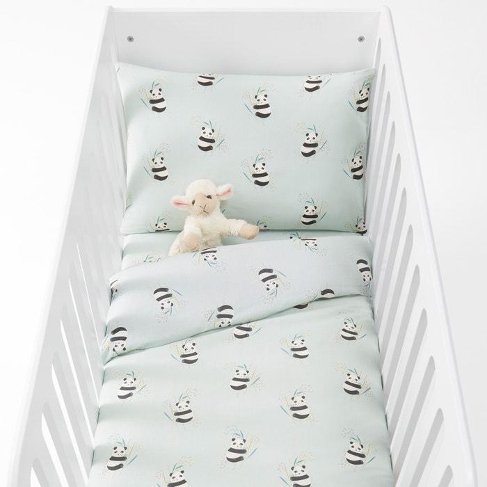 Conjunto para cama de bebé, estampado pandas VICTOR  La Redoute Interieurs image 0