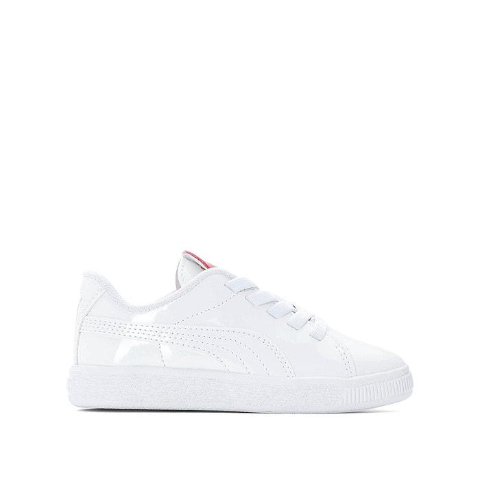 Crush patent ac ps trainers white Puma