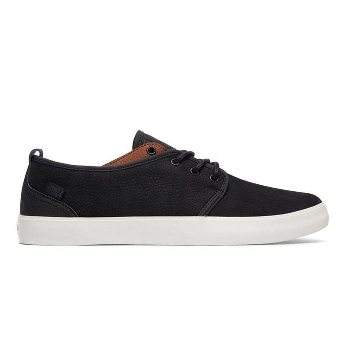 Baskets studio 2 le  black/dark chocolate Dc Shoes  La Redoute