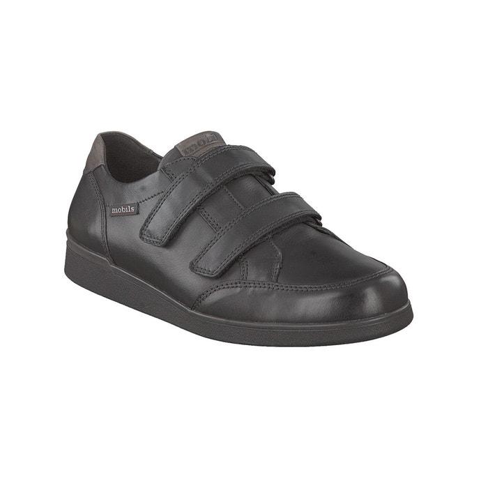 Chaussures batiste noir Mephisto