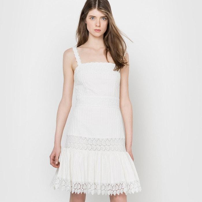 Image Korte jurk met bandjes DELPHINE MANIVET X LA REDOUTE MADAME