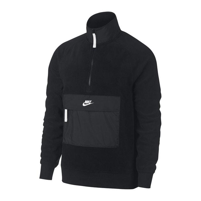 Noir Montant Col Zippée Veste Nike À xw1qfvaCnT