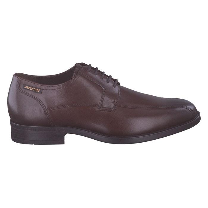 Mephisto Chaussures CONNOR Noir - Livraison Gratuite avec - Chaussures Richelieu Homme