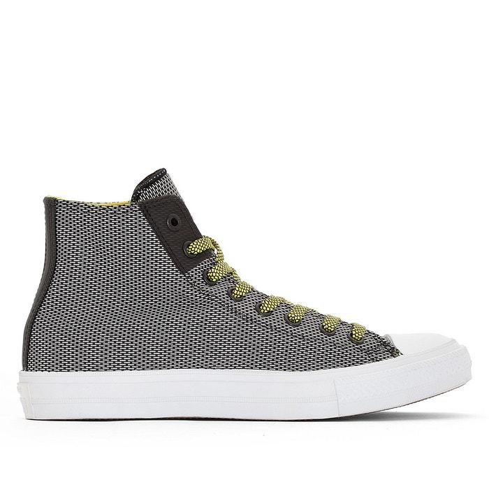 Converse Ctas Hi Chaussures Jaune jaune - Livraison Gratuite avec  - Chaussures Basket montante Femme
