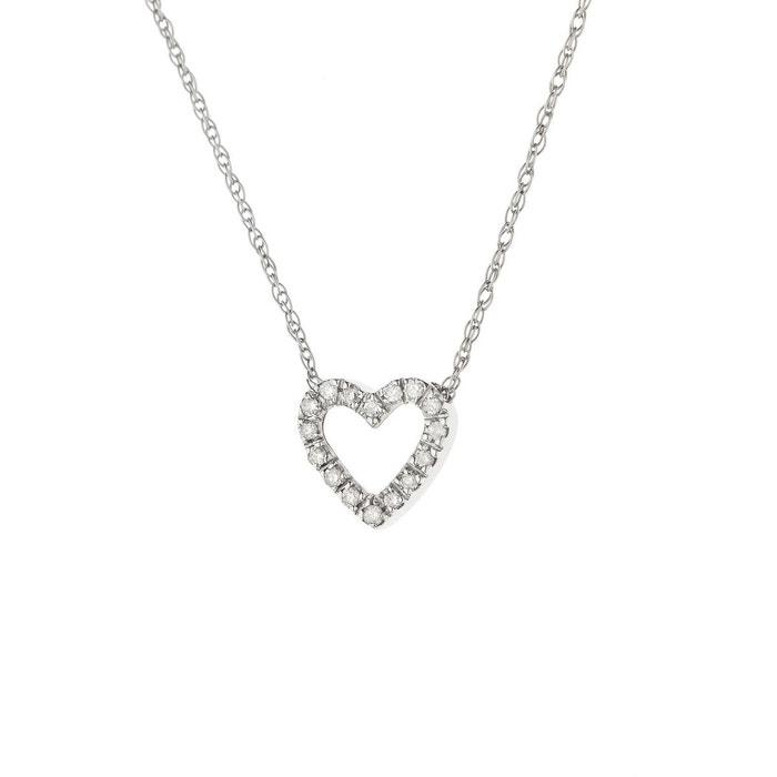 Collier diamants Faux En Ligne Remises Vente En Ligne Profiter De Prix Pas Cher eYNbS