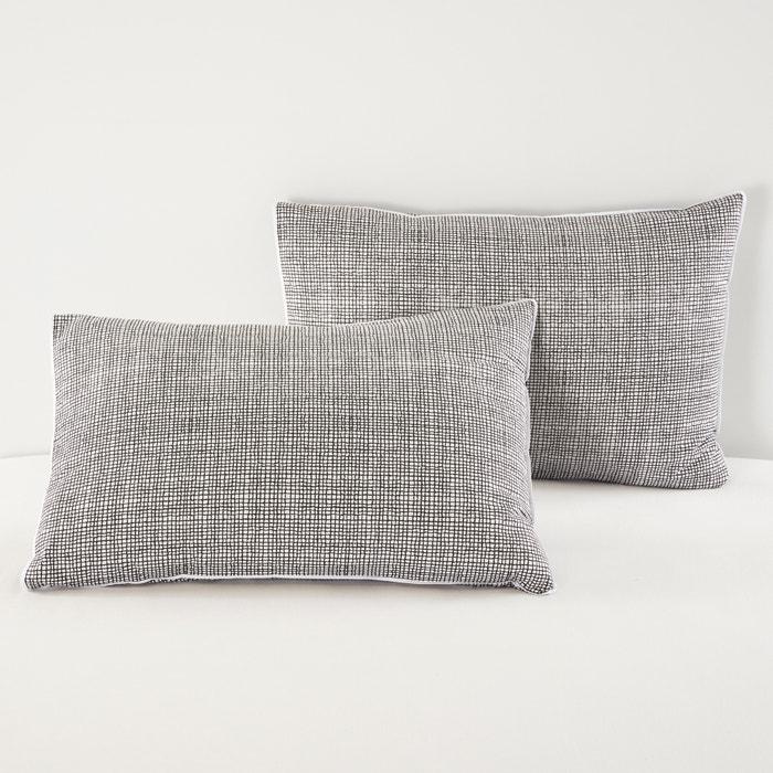 Jinties Cotton Single Pillowcase  La Redoute Interieurs image 0
