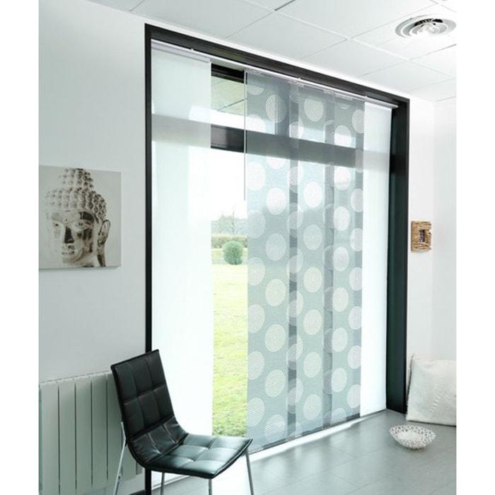 panneau japonais voile d vor madeco la redoute. Black Bedroom Furniture Sets. Home Design Ideas