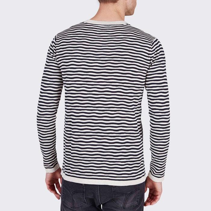 Image Tiber Striped Jumper/Sweater MINIMUM