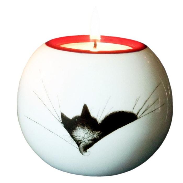 porte bougie boule chats par dubout parasidose la redoute. Black Bedroom Furniture Sets. Home Design Ideas