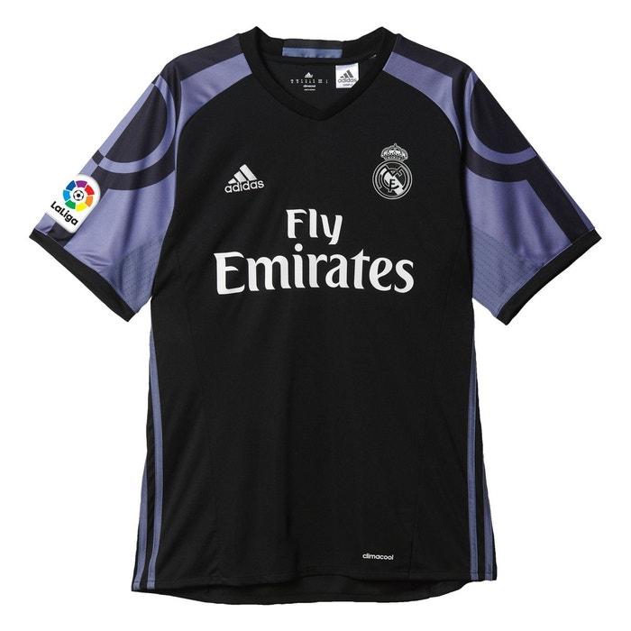 Maillot Extérieur Real Madrid noir