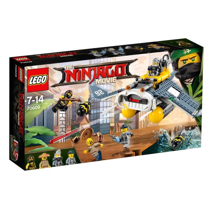 Bombardiere Manta Ray  LEGO NINJAGO image 0