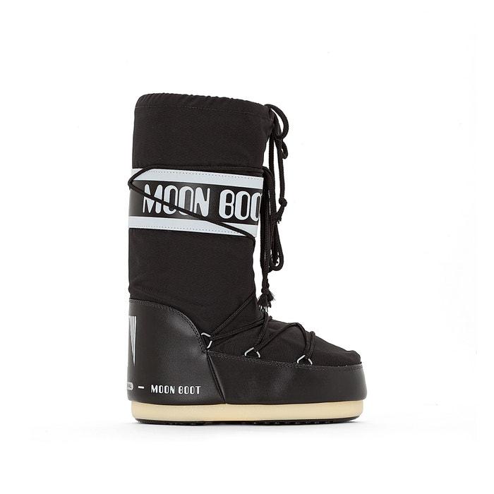 clearance online MOON BOOT Nylon Fur-Lined Boots cheap sale geniue stockist buy cheap visit finishline nicekicks sale online WO3Mmmb