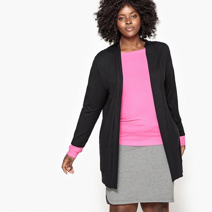 Lang vest in tricot  CASTALUNA image 0