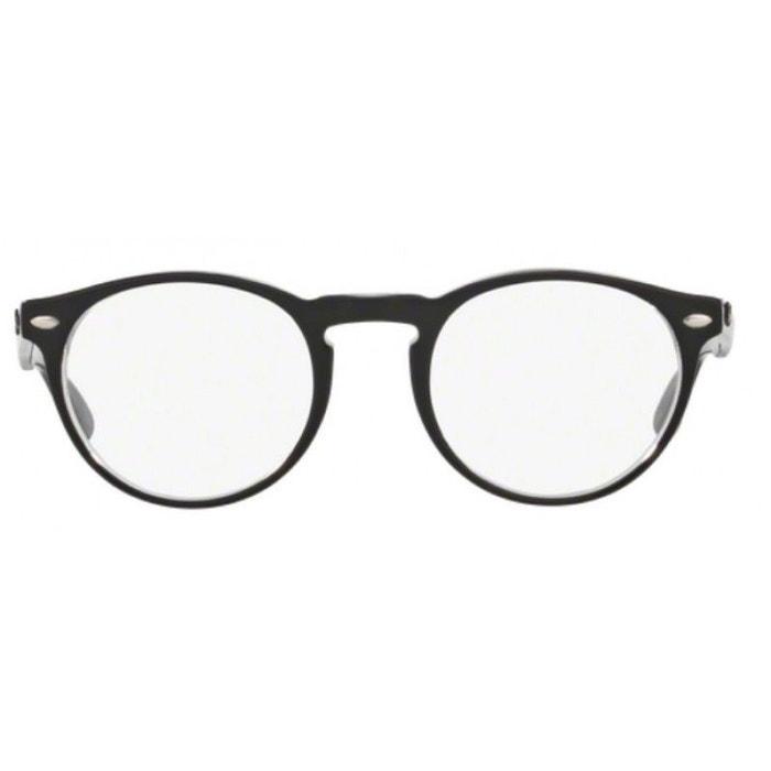 faux De Nouveaux Styles Prix Pas Cher Lunettes de vue pour homme ray ban noir rx 5283 2034 49/21 noir Ray v0gVUpm1Gh