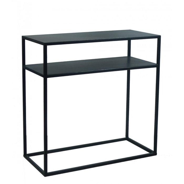 console d 39 entr e zen long 60cm wadiga la redoute. Black Bedroom Furniture Sets. Home Design Ideas