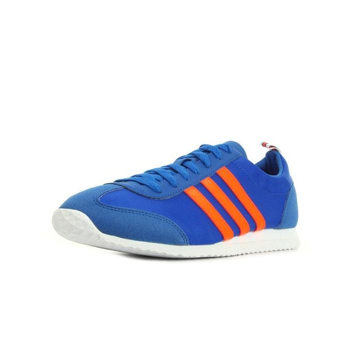 Vs jog bleu orange Adidas
