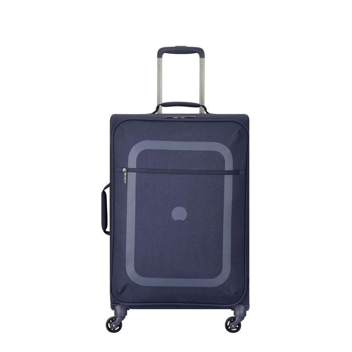 dauphine 3 valise trolley 4 roues 66 cm delsey la redoute. Black Bedroom Furniture Sets. Home Design Ideas