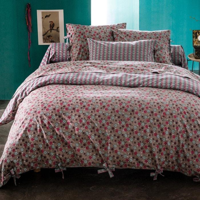 Taie d 39 oreiller ou de traversin fantine la redoute - La redoute soldes linge de maison ...