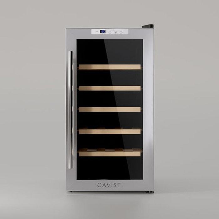 cavist18 cave a vin 18 bouteilles couleur unique cavist. Black Bedroom Furniture Sets. Home Design Ideas