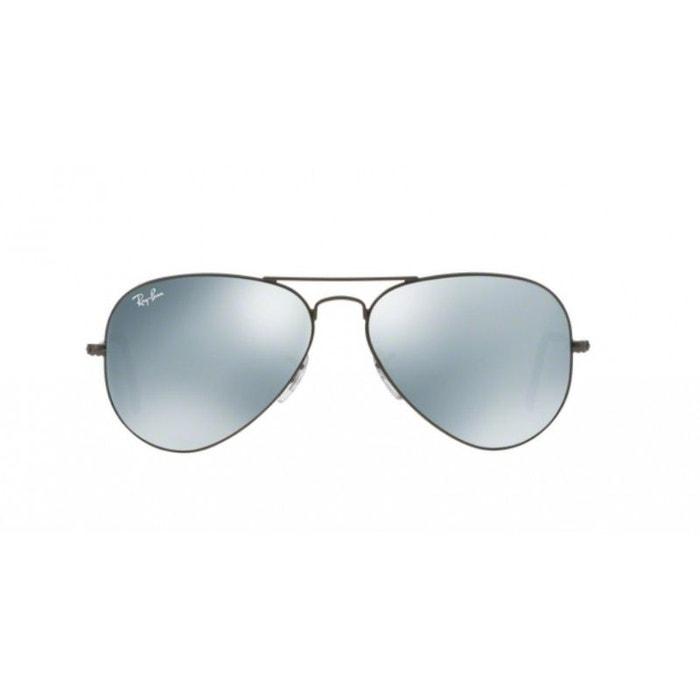 esthétique de luxe Royaume-Uni prix Lunettes de soleil mixte RAY BAN Bleu RB 3025 AVIATOR 029/30 55/14