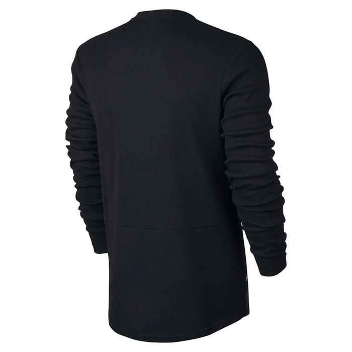Camiseta redondo con cuello NIKE larga manga lisa IPAEwdqqxZ