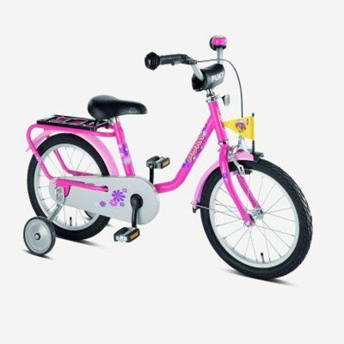 bicyclette v lo z6 lovely rose sans stabilisateur rose puky la redoute. Black Bedroom Furniture Sets. Home Design Ideas