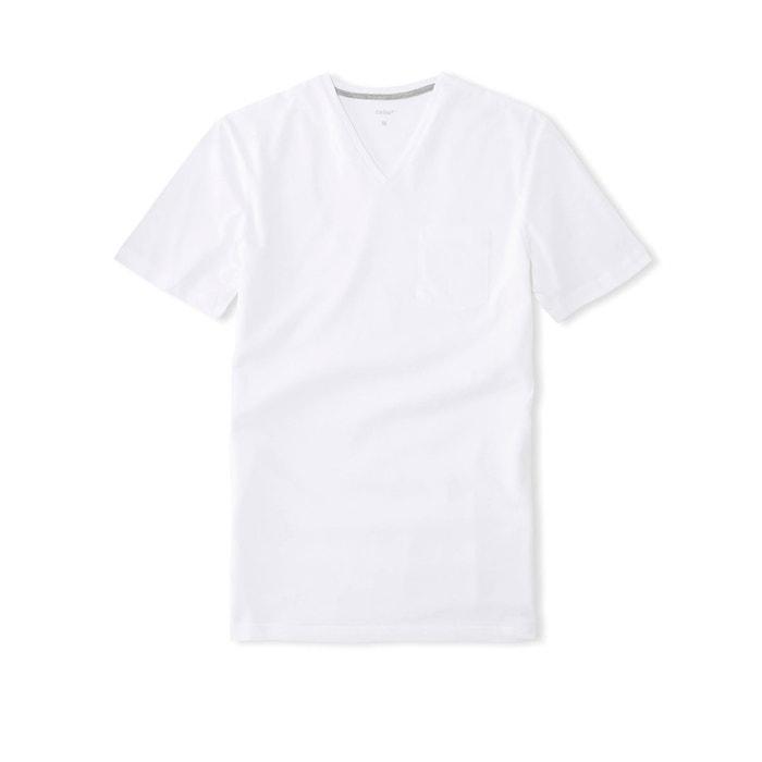 T-shirt slim col V Vebasic