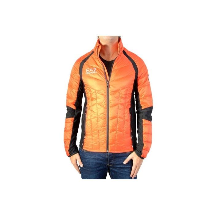686fd2ef7e1 Doudoune ea7 orange Emporio Armani Ea7