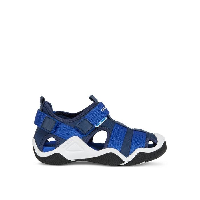 Jr wader 2 sandals navy blue Geox  71b333e25ff