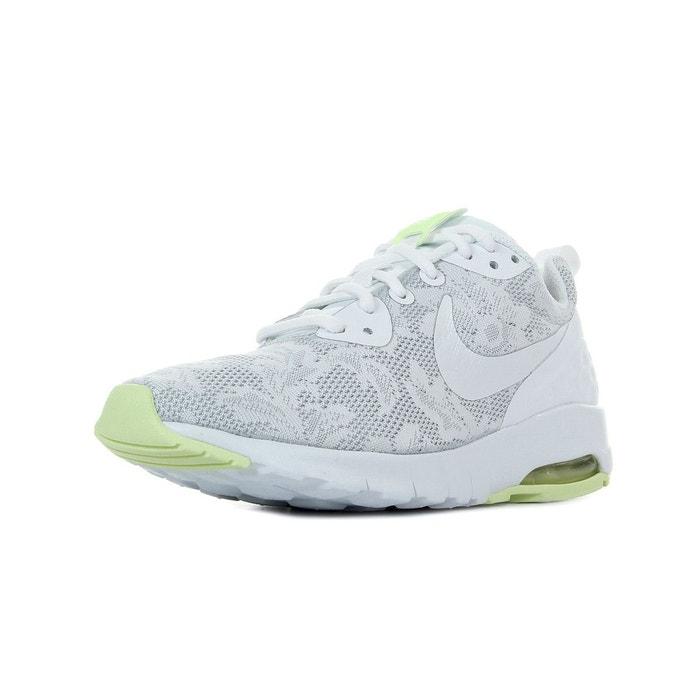 Air max motion lw eng blanc/jaune Nike