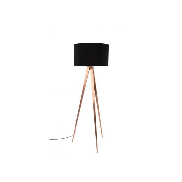 Lampadaire design tripod copper deco zuiver zuiver la redoute - La redoute lampadaire ...