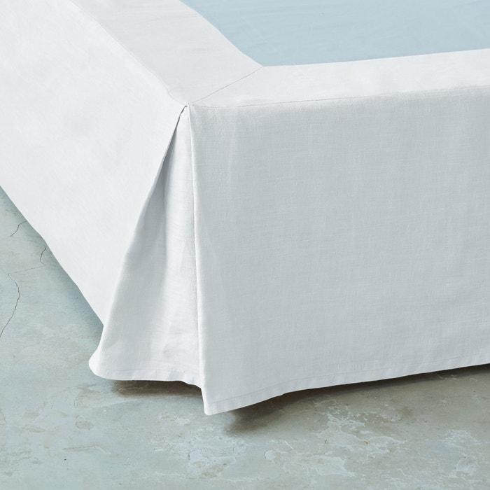 Imagen de Cubresomier de lino lavado Abella La Redoute Interieurs
