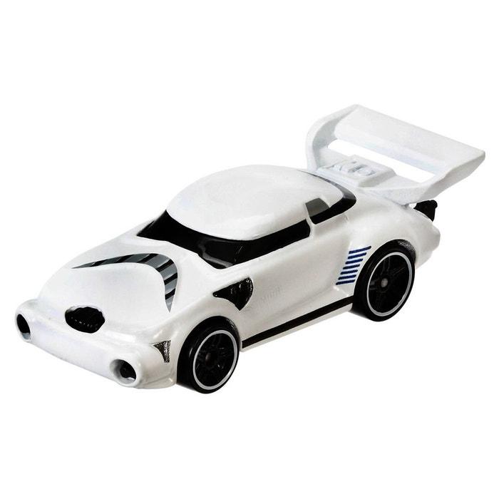 voiture hot wheels star wars stormtrooper hot wheels la redoute. Black Bedroom Furniture Sets. Home Design Ideas