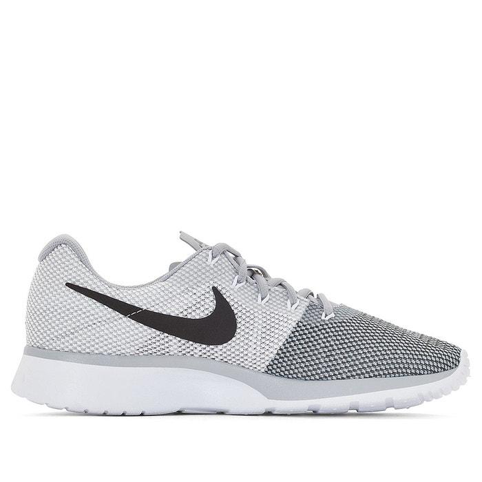822752858e5c3 Baskets tanjun racer gris blanc Nike   La Redoute