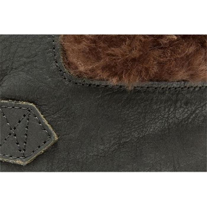 ddf36344d0b6c0 Bottines / boots cuir noir Tbs | La Redoute