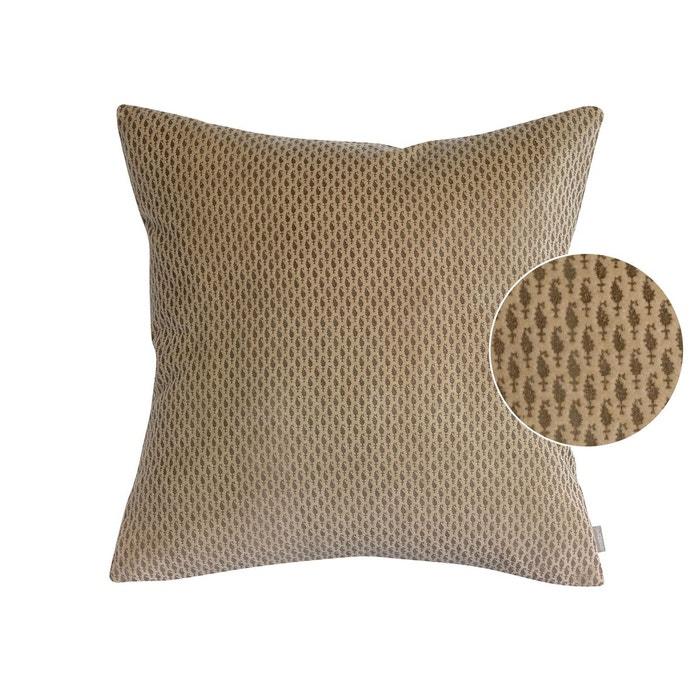 coussin rosetta ficelle vivaraise la redoute. Black Bedroom Furniture Sets. Home Design Ideas