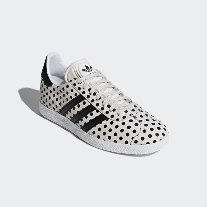Chaussure gazelle blanc Adidas Originals