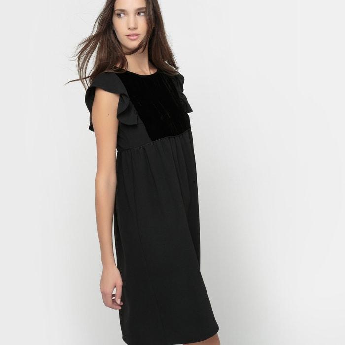 Image Velvet Dress MADEMOISELLE R