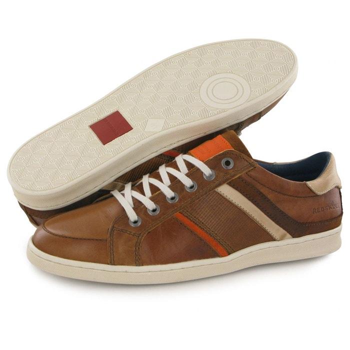 Redskins Oportun Brown Man Sneakers