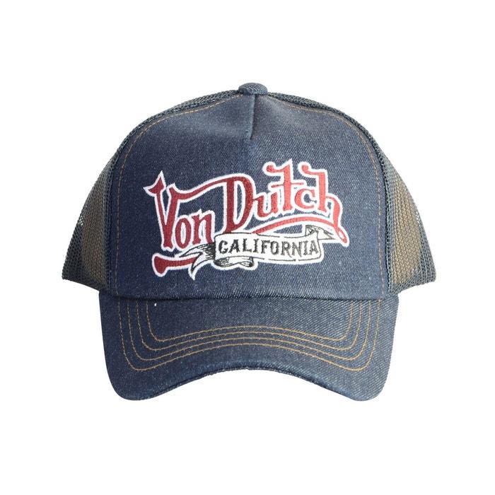 Casquette baseball homme, filet, denb california bleu Von Dutch | La Redoute
