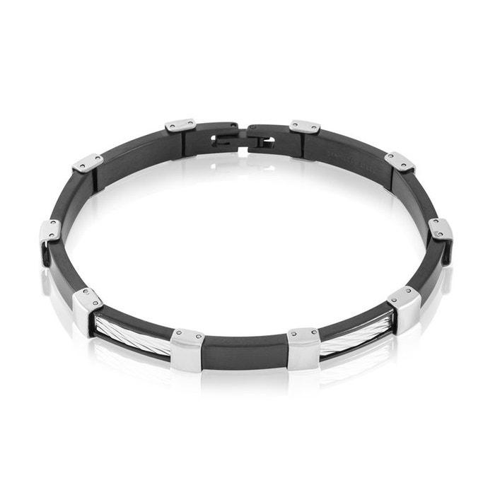 Vente 2018 Nouveau Bracelet acier blanc Histoire D'or   La Redoute Vente Pas Cher Avec Paypal Prendre Plaisir LZREz