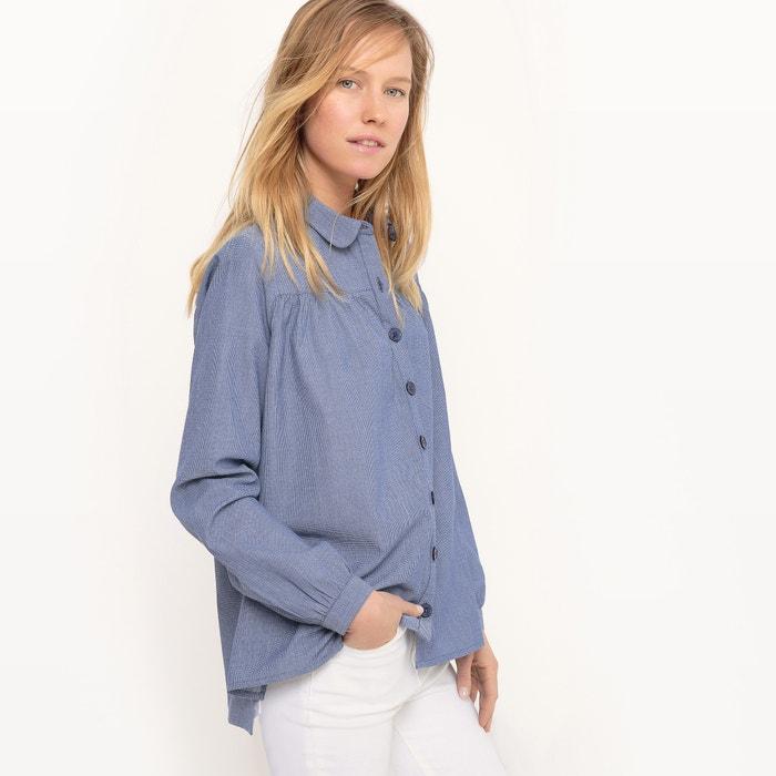 afbeelding Geruit hemd, recht model R studio