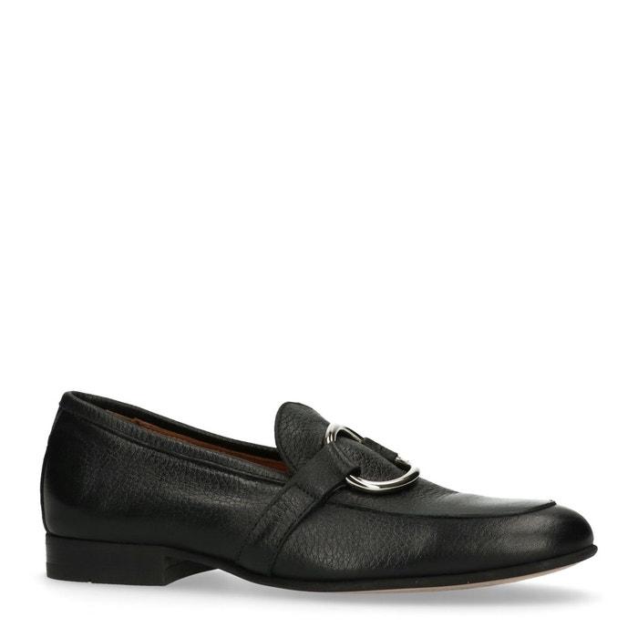 Loafers avec cercle noir Sacha
