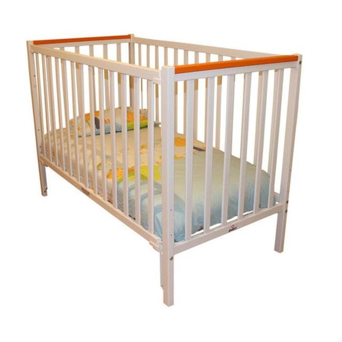 lit b b barri re coulissante camille sogan la redoute. Black Bedroom Furniture Sets. Home Design Ideas